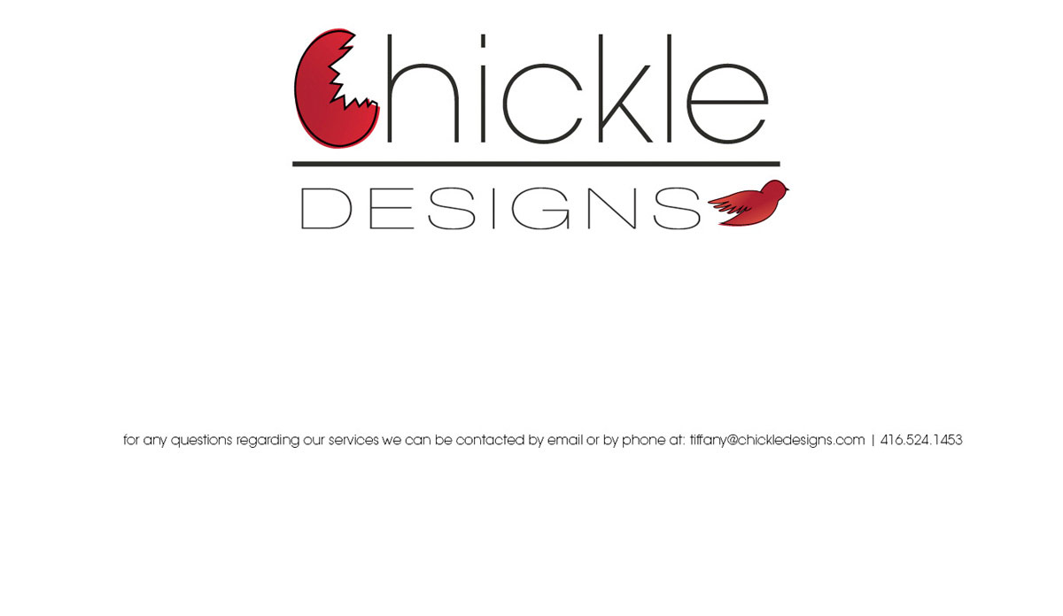 Chickle Designs | hatching great ideas